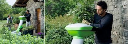 Biotrituratori da giardino